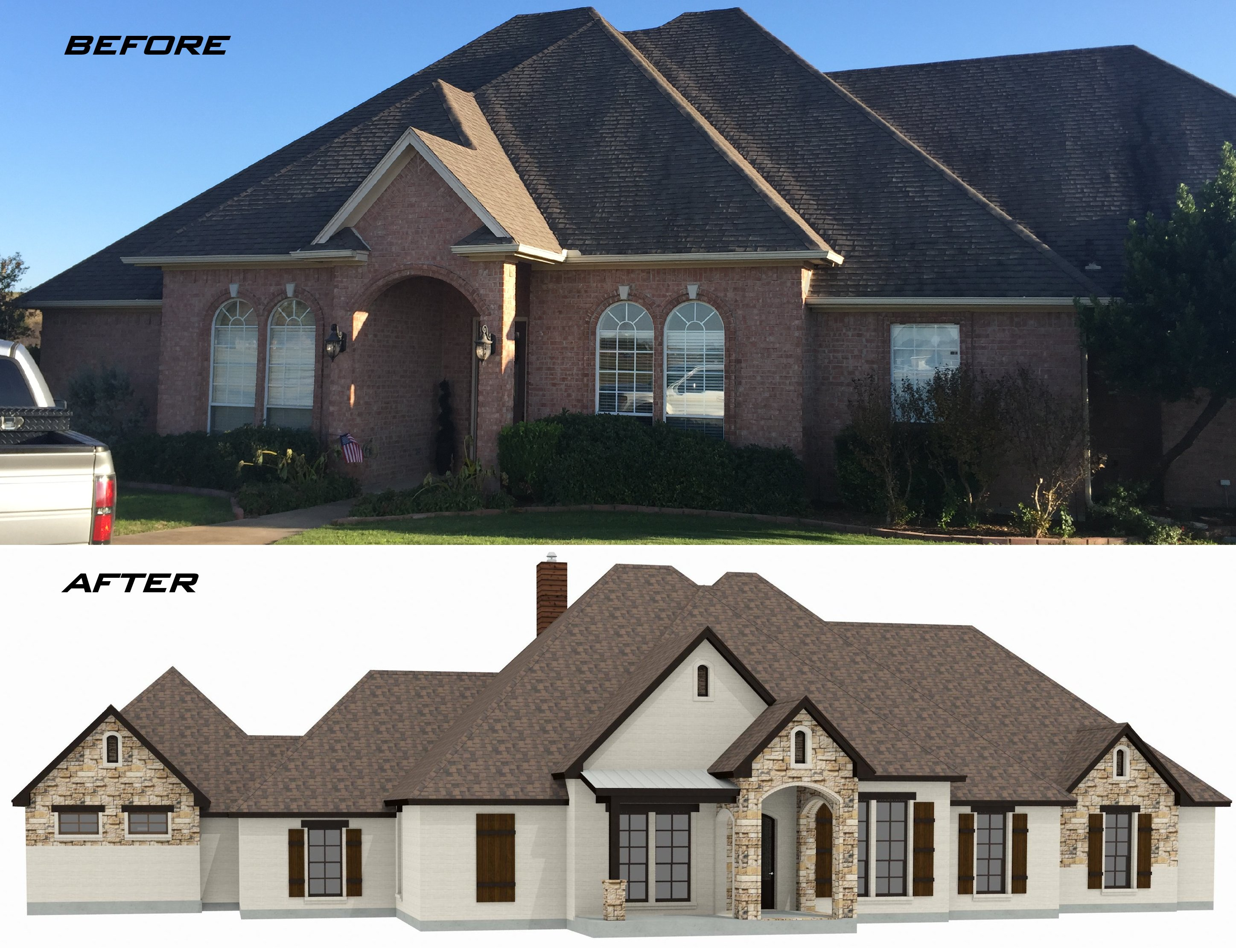 custom home design Aledo TX